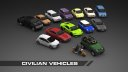 Civilian vehicle pack